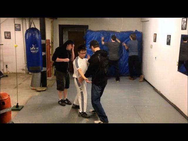 IVT Po Pai training, Wing Chun/Ving Tsun