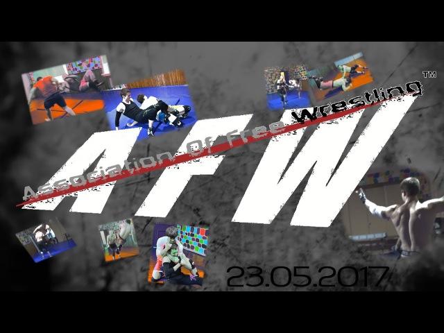 Backyard Wrestling A.F.W. Отчет 1 (Game Fit Wrestling).