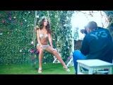 Юная модель Лиза Моряк из рекламы кефирного 'Домика в деревне'