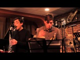 Olivier Clements &amp Dissonant Histories at Hermann's Jazz Club Accordian, Madvillain and Mythsysizer