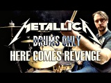 METALLICA - Here Comes Revenge - Drums Only