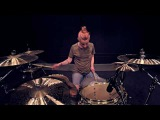 Lindsey Raye Ward - Louis The Child (ft. Evalyn) - Fire (Drum Cover)