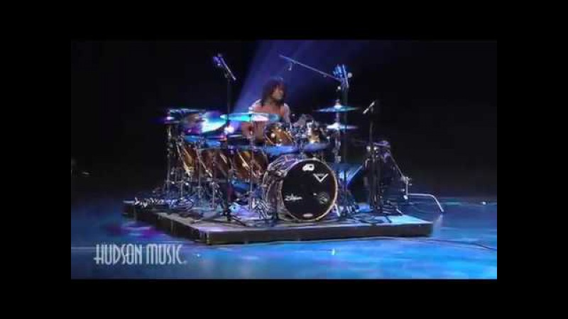 Great Drum Solos Pt. 1 (Thomas Pridgen - Simon Phillips - Benny Greb)