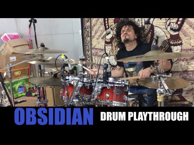 Mutant - Obsidian | Drum Playthrough