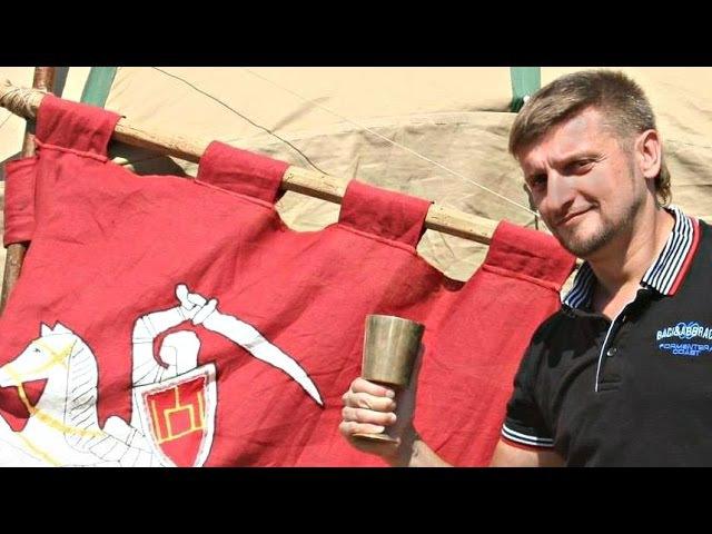 Журналіста з Рэчыцы звольнілі з працы за фота з Пагоняй Аб'ектыў Белорусский герб Погоня