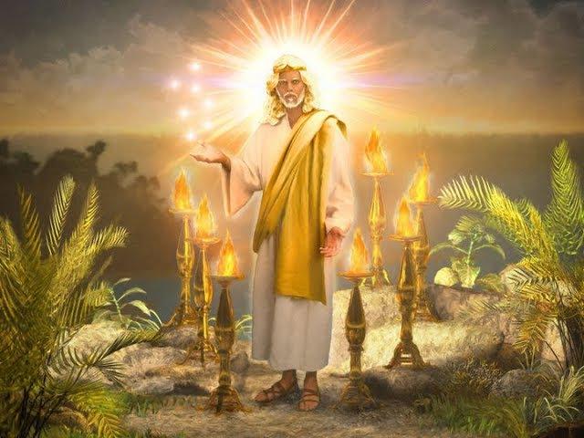 ТБ (9) Почему Иисус держит 7 звезд?