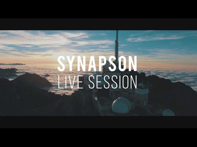 SYNAPSON - Djon Maya Maï Feat. Victor Démé - Peak Live Session 2800m [4K] @ Pic du Midi - France