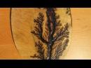 Как сделать молнии на дереве Устройство аппарата для создания фигур Лихтенберга