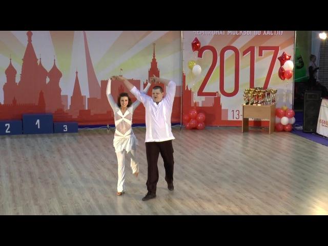 ЧМ2017пары1-й день Final A-class Slow №97 Никита Гриненко - Татьяна Дутчак