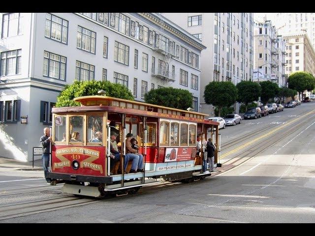 Одноэтажная Америка 9: Сан-Франциско, Силиконовая долина. Путешествие Познера и ...