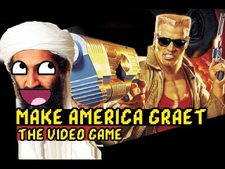 How Osama Bin Laden Was Killed (The Video Game)