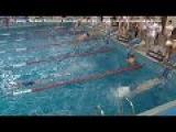 4 серия  эстафеты , Турнир по плаванию Кубок Золотого Кольца III, Ярославль