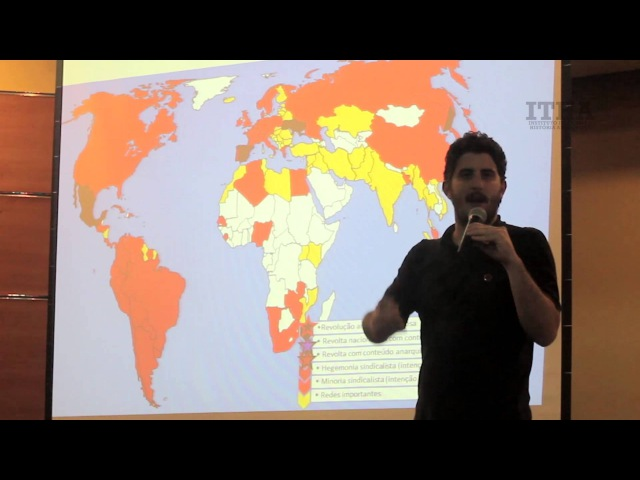 ITHA - Aula 1 - Anarquismo Redefinido. Prof. Felipe Corrêa