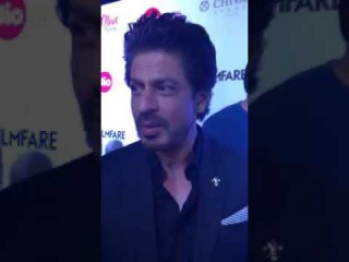That's y he is king of all-Shahrukh Khan talks about hosting show