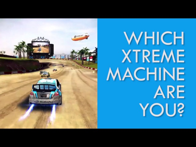 QUIZ: Which Xtreme Machine Are You?