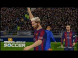 Dream League Soccer. Катка за Барселону.