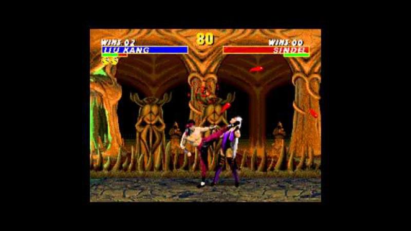 [Sega Genesis] - Ultimate Mortal Kombat 3 - All Fatalities, Brutalities and Friendships