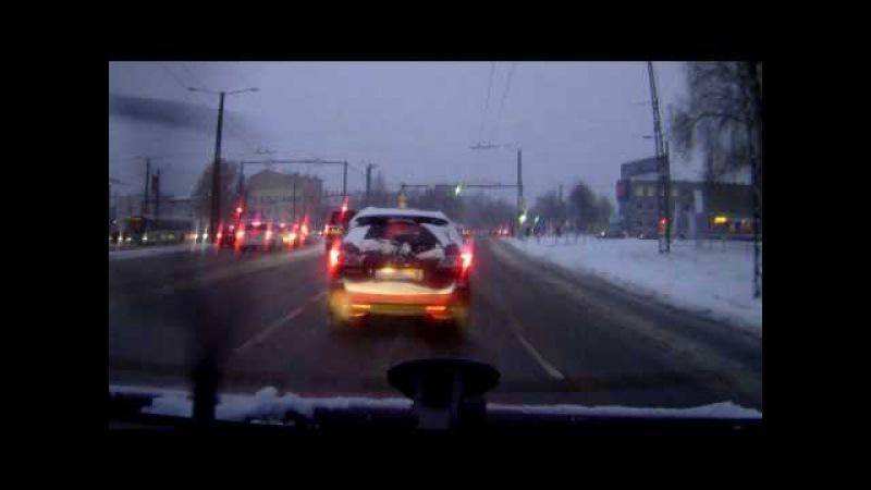 02.11.16 Таллин - первый снег, Tallinn esimene lumi