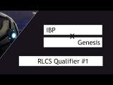 Rocket League iBUYPOWER Cosmic vs. Genesis RLCS Qualifier #1 G4