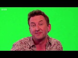 Lee Mack and his baby daughter - Would I Lie to You