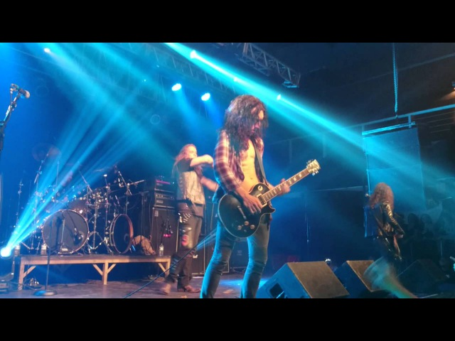 Sebastian Bach - Wasted Time/Quicksand Jesus/I Remember You (Belo Horizonte 2016)