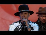 Drs. Exclusive: Taboo Performs 'The Fight'