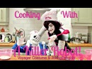 Undertale Mettaton Cosplay Video: Cooking With A Killer Robot!    VOYAGER COSTUME