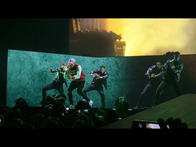 Chris Brown - Wrist (Live in the König-Pilsener-Arena Oberhausen, 09.06.2016)