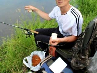 fishingkem Мастер-класс 2.  29 июня 2014.  Секреты фидера от Евгения Касимова часть 2.