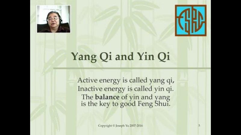 Feng Shui tips - Master Joseph Yu