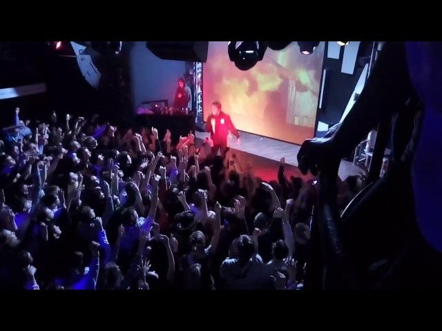 Night Lovell - Live Television (Live),Russia , Samara, Zvezda