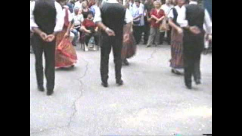 SETTE PASSI, danza di tradizione veneta
