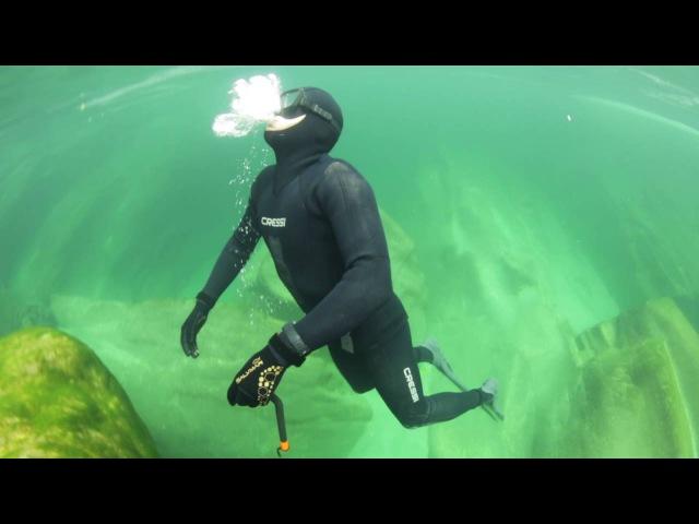 River Freediving Maggia