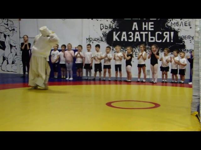 Новый Год для самых маленьких спортсменов СФМХАРС.