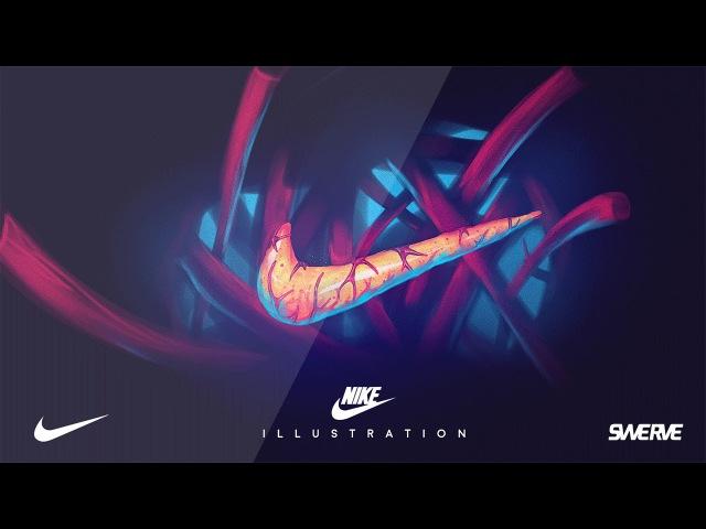 Photoshop Speedart | Nike® Venom by Swerve®