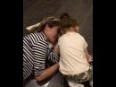 Ксения Бородина проводит время со своей маленькой дочкой Теоной