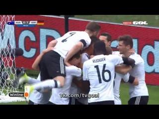 Australia 0:1 Germany   Штиндль