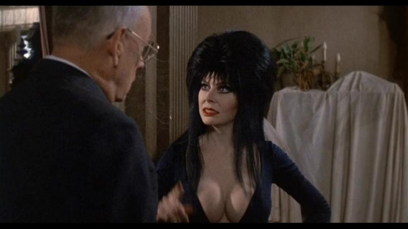 Эльвира повелительница тьмы Elvira Mistress of the Dark 1988 James Signorelli RUS DVDRip