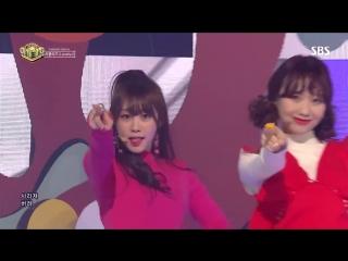 《Comeback_Special》_Lovelyz_(러블리즈)_-_WoW!_@인기가요_Inkigayo_20170305