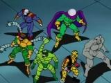 Человек-паук 1994 года  Сезон 2  Серия 2 Сражение с Коварной шестеркой