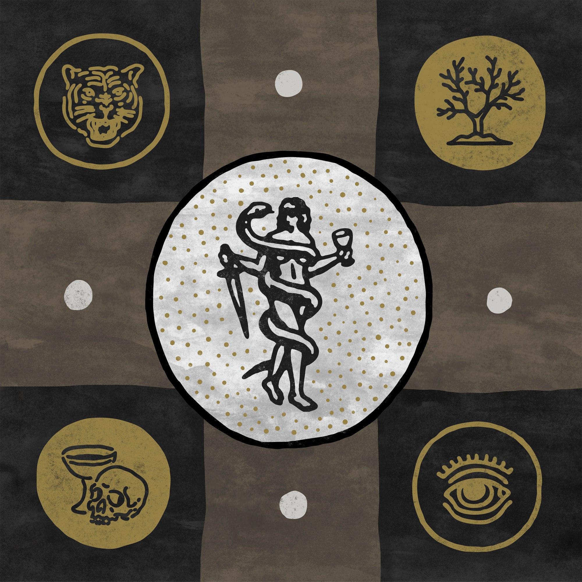 Новый альбом The Jack Wood - Ritual