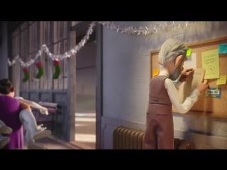 Добрый рождественский ролик, который возвращает веру в чудеса