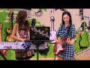 "Violetta - Momento musical׃ Fran y Cami cantan ""Veo veo"""