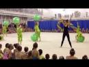 Показательные выступления Художественная гимнастика 28,12,2016 год