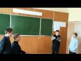6 а сценка по истории - мальчики