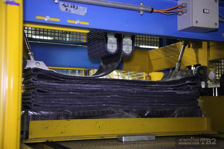 отходы резины фото
