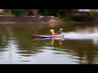Азиатская скоростная лодка