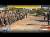 Украинские военные привязали офицеров-алкоголиков к столбу скотчем