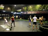 Школа бокса Good Old Boxing - Boxing Crossfit (18.03.17-вечер)