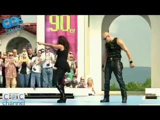 Snap - rhythm is a dancer (live concert 90s exclusive techno-eurodance)